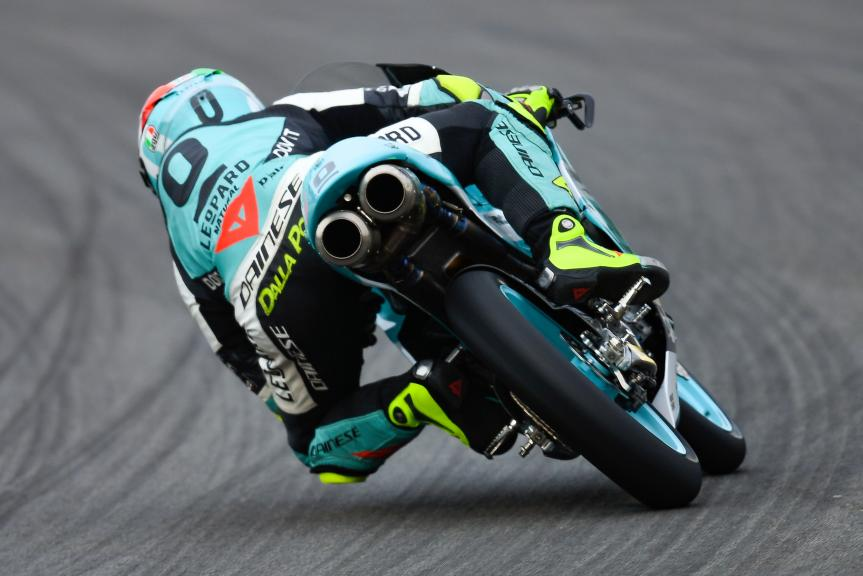 Lorenzo Dalla Porta, Leopard Racing, Gran Premi Monster Energy de Catalunya