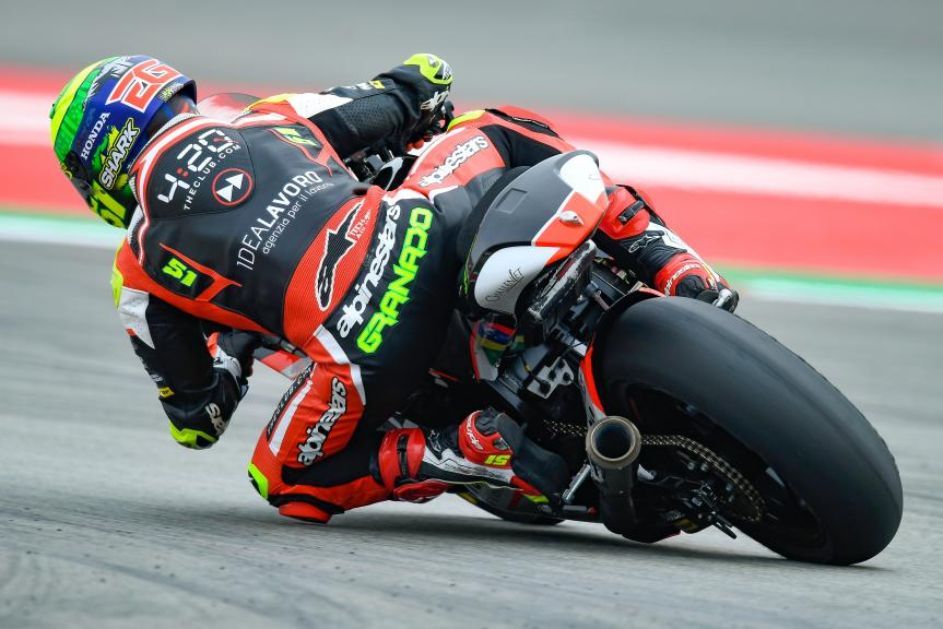 Eric Granado, Forward Racing Team, Gran Premi Monster Energy de Catalunya