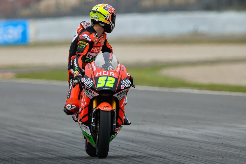 Danny Kent, HDR-Speed Up Racing, Gran Premi Monster Energy de Catalunya