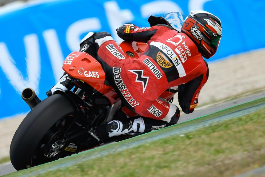 Edgar Pons, AGR Team, Gran Premi Monster Energy de Catalunya