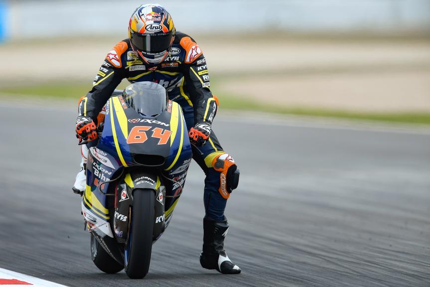 Bo Bendsneyder, Tech 3 Racing, Gran Premi Monster Energy de Catalunya