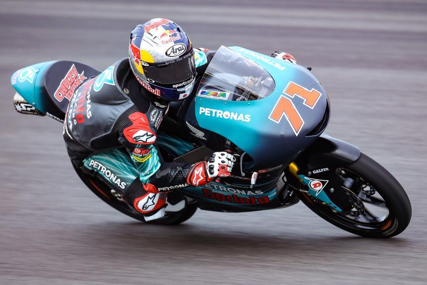 Ayumu Sasaki, Petronas Sprinta Racing, Gran Premi Monster Energy de Catalunya