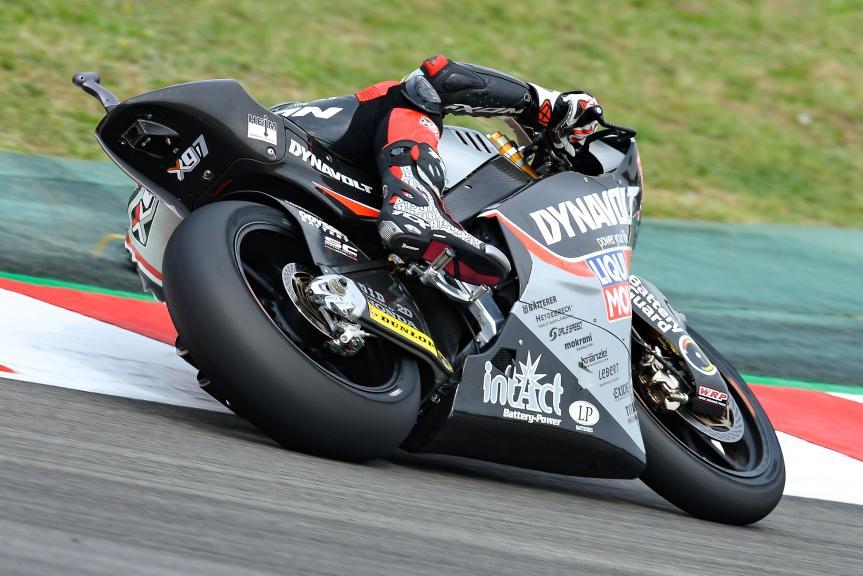 Xavi Vierge, Dynavolt Intact GP, Gran Premi Monster Energy de Catalunya