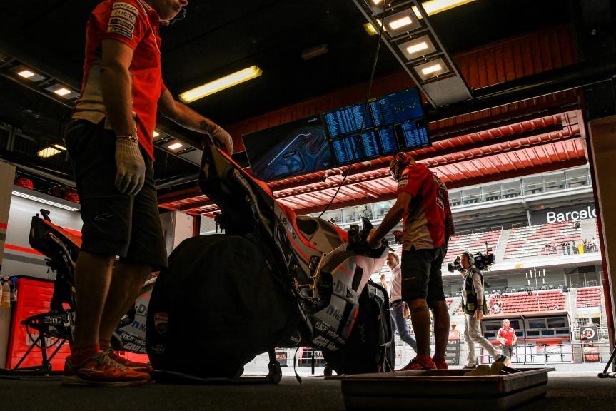 Ducati Team, Gran Premi Monster Energy de Catalunya