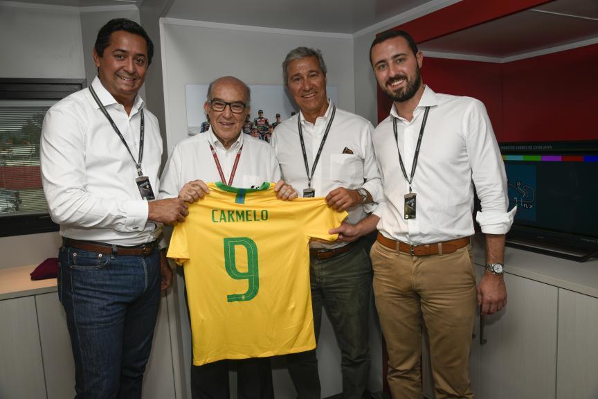 Acuerdo Brasil -Caremlo Ezpeleta