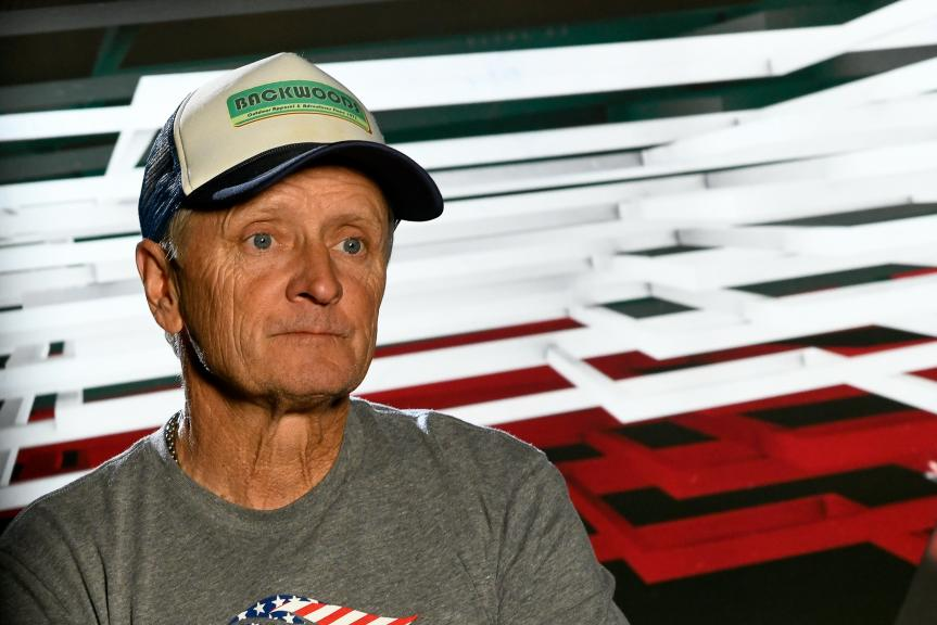 Interview Kevin Schwantz