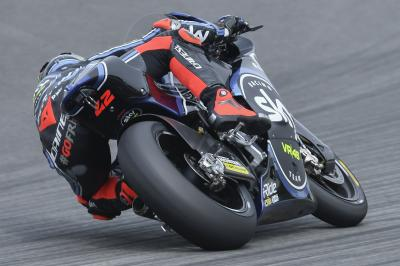Bagnaia quickest out the blocks in Catalunya