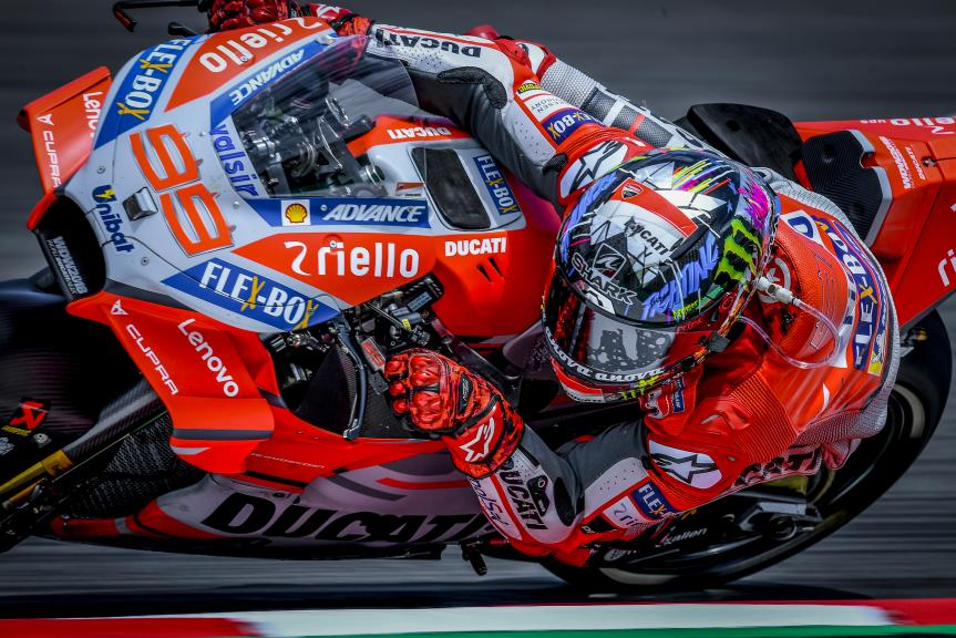 Jorge Lorenzo, Ducati Team, Gran Premi Monster Energy de Catalunya