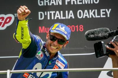 Rossi ouvert à une arrivée de Pedrosa chez Yamaha