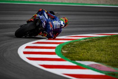 Top five for Viñales and Rossi on opening day