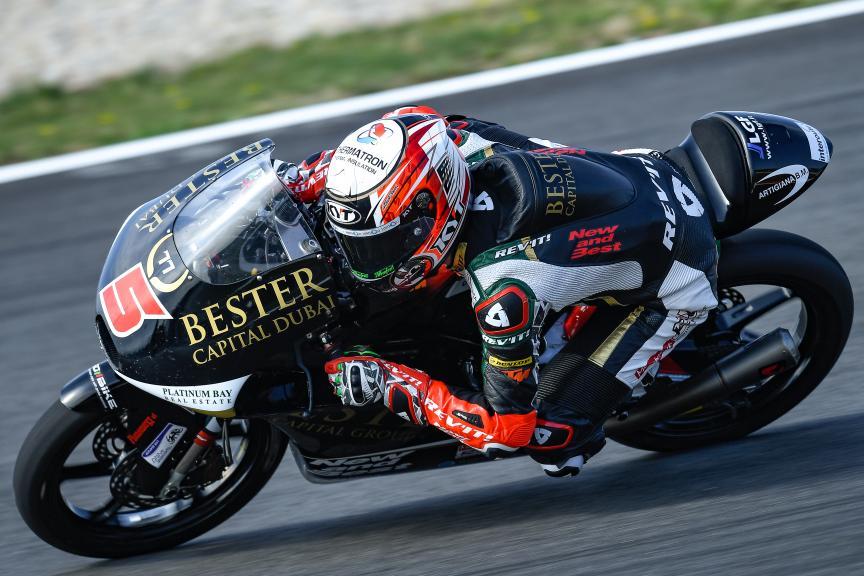 Jaume Masia, Bester Capital Dubai, Gran Premi Monster Energy de Catalunya
