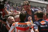 Pau Gasol, Marc Marquez, Repsol Honda Team, Gran Premi Monster Energy de Catalunya
