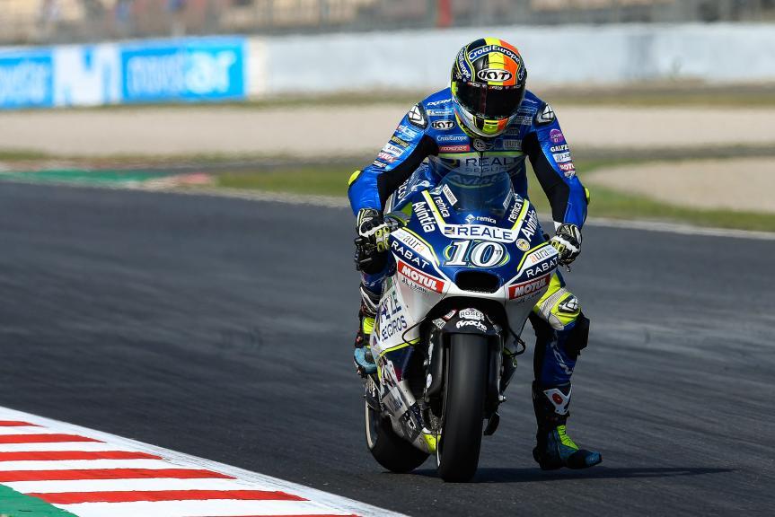 Xavier Simeon, Reale Avintia Racing, Gran Premi Monster Energy de Catalunya