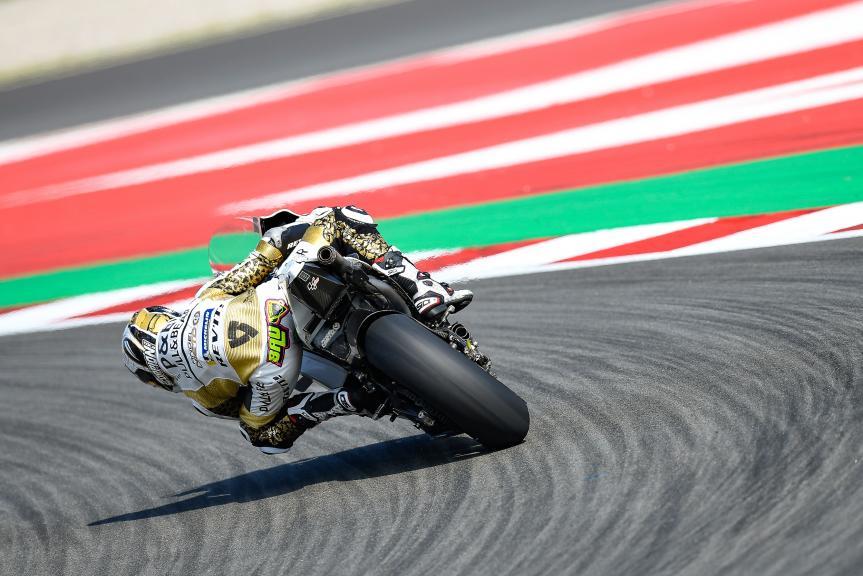 Alvaro Bautista, Angel Nieto Team, Gran Premi Monster Energy de Catalunya