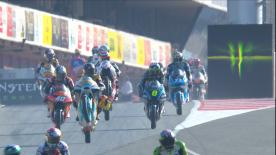 The third Free Practice session in full for the lightweight class at the Catalan GP