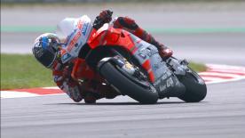Enjoy the third MotoGP™ Free Practice session at the Circuit de Barcelona-Catalunya