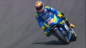Enjoy the 15 minute session as we find out which two riders will make it through to Q2, and who will miss out