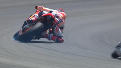FREE video: Marc Marquez is outside the laws of physics!
