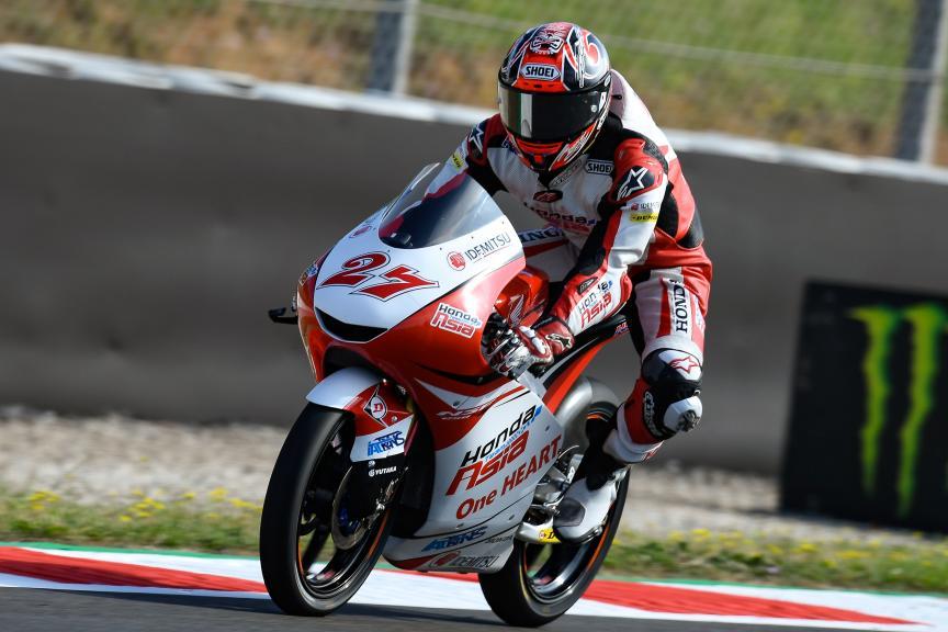 Kaito Toba, Honda Team Asia, Gran Premi Monster Energy de Catalunya