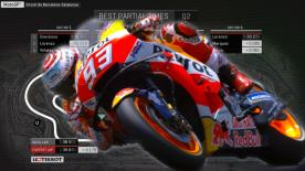 Find out exactly how fast the MotoGP™ riders could have gone during qualifying at the Circuit de Barcelona-Catalunya