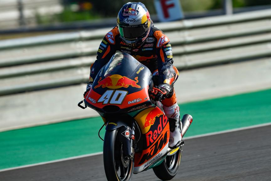 Darryn Binder, Red Bull KTM Ajo, Gran Premi Monster Energy de Catalunya
