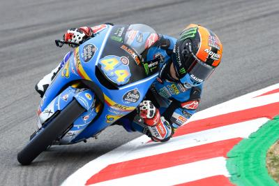Canet begins Catalunya Day 2 on top
