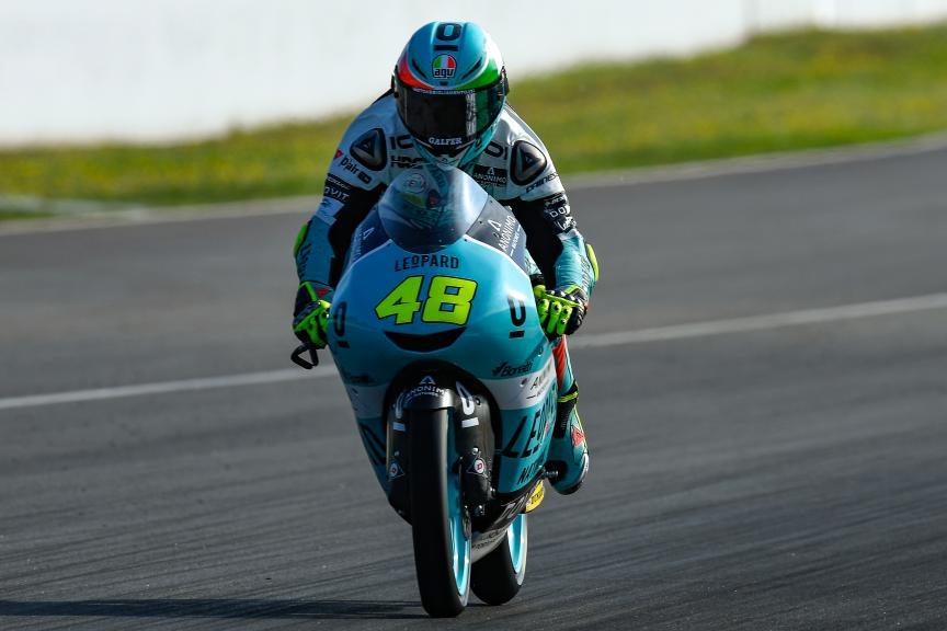 Lorenzo Dalla Porta, Leopard Racing, Gran Premi Monster Energy de Catalunya