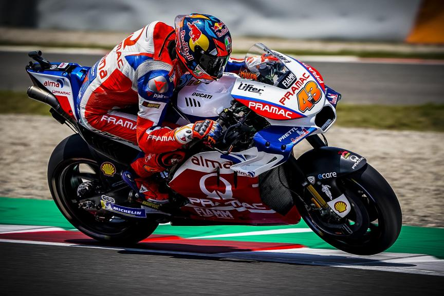 Jack Miller, Alma Pramac Racing, Gran Premi Monster Energy de Catalunya