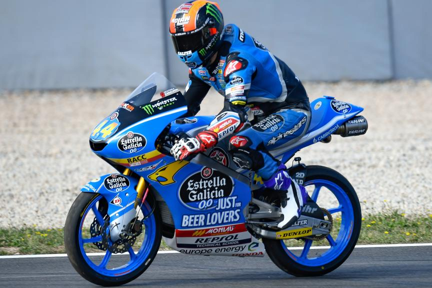 Aron Canet, Estrella Galicia 0,0, Gran Premi Monster Energy de Catalunya
