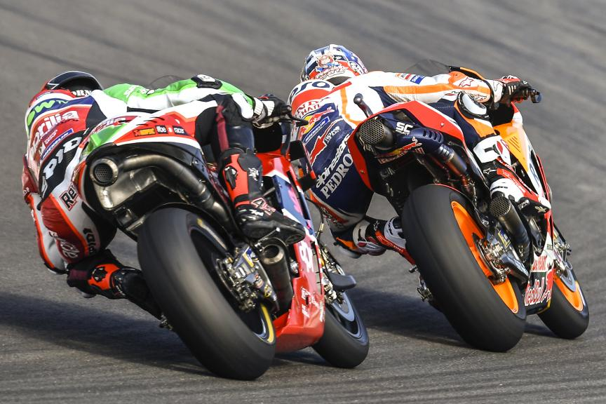 Scott Redding, Aprilia Racing Team Gresini, Dani Pedrosa, Repsol Honda Team, Gran Premi Monster Energy de Catalunya