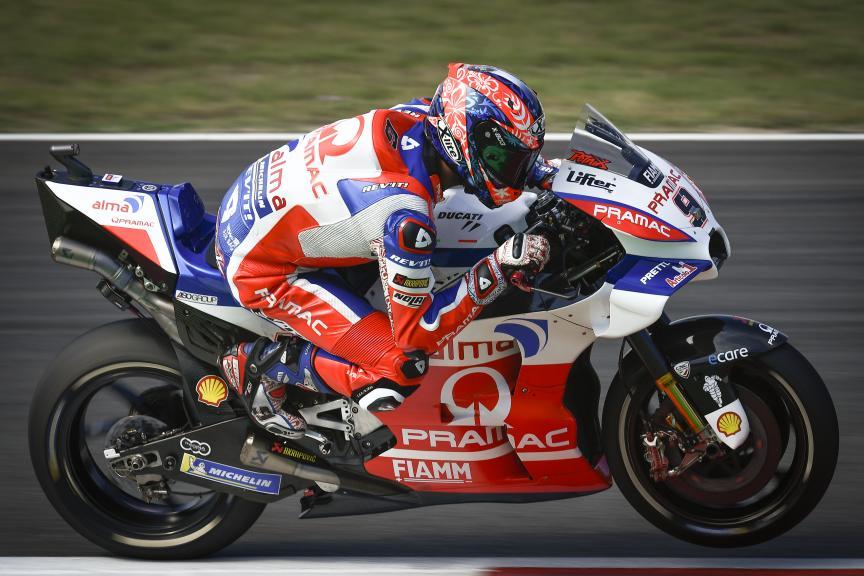 Danilo Petrucci, Alma Pramac Racing, Gran Premi Monster Energy de Catalunya