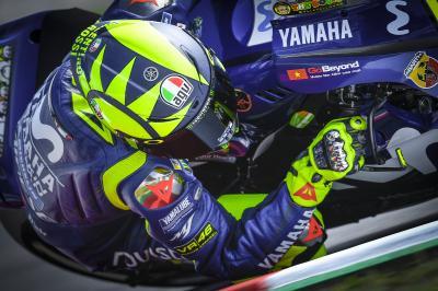 Rossi: «J'ai juste freiné trop tard»