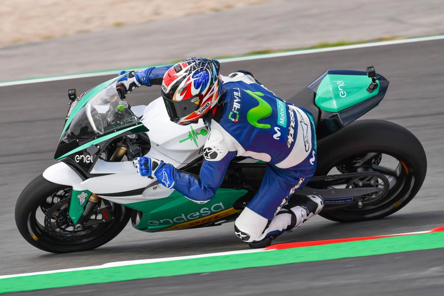 Alex Criville, MotoE, Gran Premi Monster Energy de Catalunya