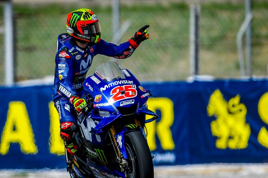 Maverick Viñales, Movistar Yamaha MotoGP, Gran Premi Monster Energy de Catalunya