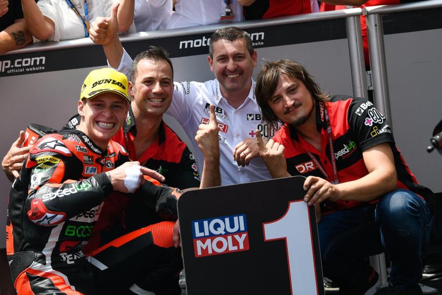 Fabio Quartararo, HDR-Speed Up Racing, Gran Premi Monster Energy de Catalunya