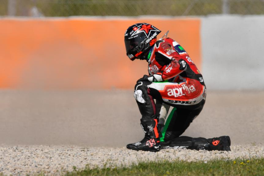 Scott Redding, Aprilia Racing Team Gresini, Gran Premi Monster Energy de Catalunya