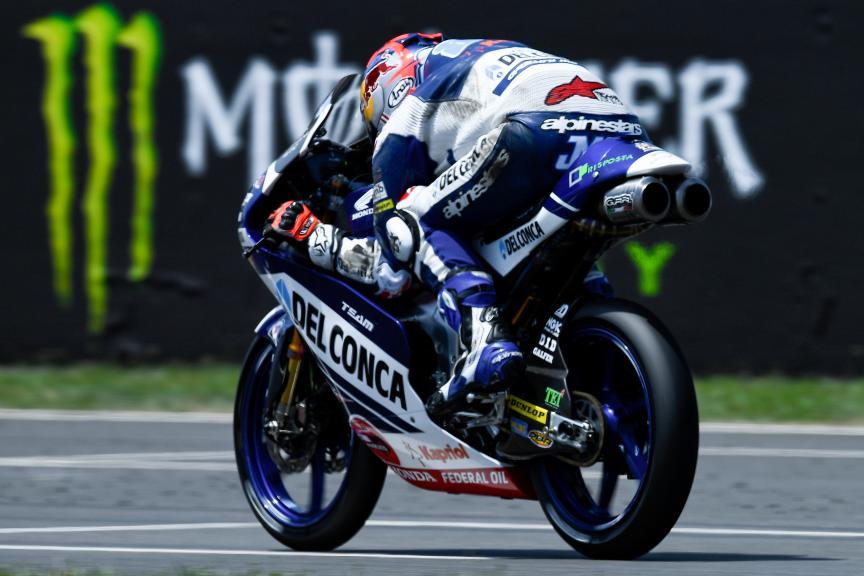 Jorge Martin, Del Conca Gresini Moto3, Gran Premi Monster Energy de Catalunya