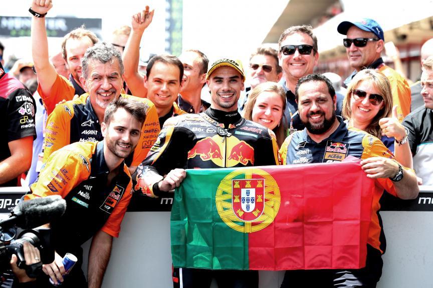Miguel Oliveira, Red Bull KTM Ajo, Gran Premi Monster Energy de Catalunya