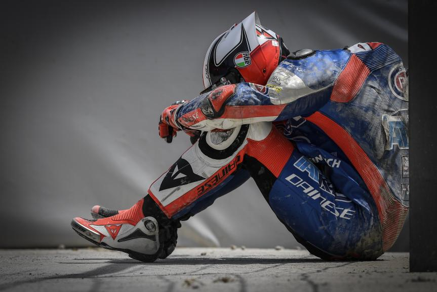 Mattia Pasini, Italtrans Racing Team, Gran Premi Monster Energy de Catalunya