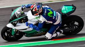 La Coppa del Mondo FIM Enel MotoE sarà la nuova classe del campionato. Scende in pista a Montmeló con il campione spagnolo