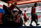 Danilo Petrucci, Alma Pramac Racing, Catalunya MotoGP Official Test