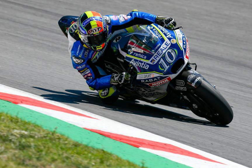 Xavier Simeon, Reale Avintia Racing, Catalunya MotoGP Official Test