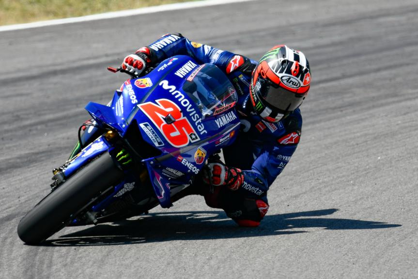 Maverick Viñales, Movistar Yamaha MotoGP, Catalunya MotoGP Official Test