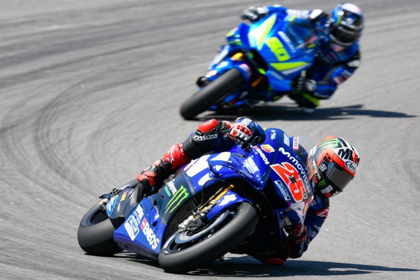 Maverick Viñales, Movistar Yamaha MotoGP, Catalunya MotoGP Official Test