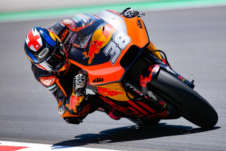 Bradley Smith, Red Bull KTM Factory Racing, Catalunya MotoGP Official Test