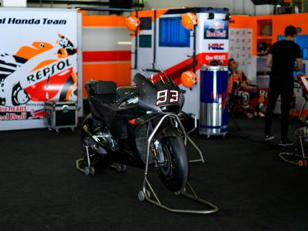 Catalunya MotoGP Official Test