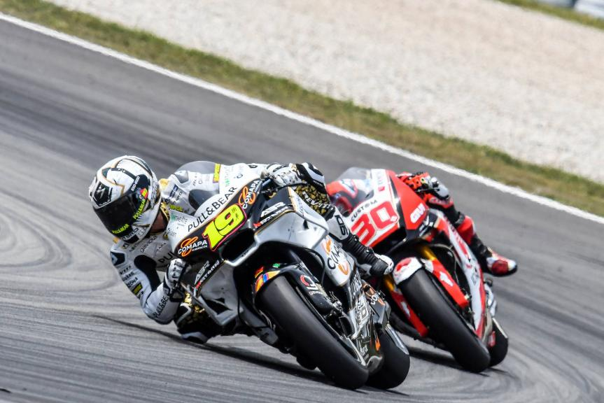 Alvaro Bautista, Angel Nieto Team, Gran Premi Monster Energy de Catalunya