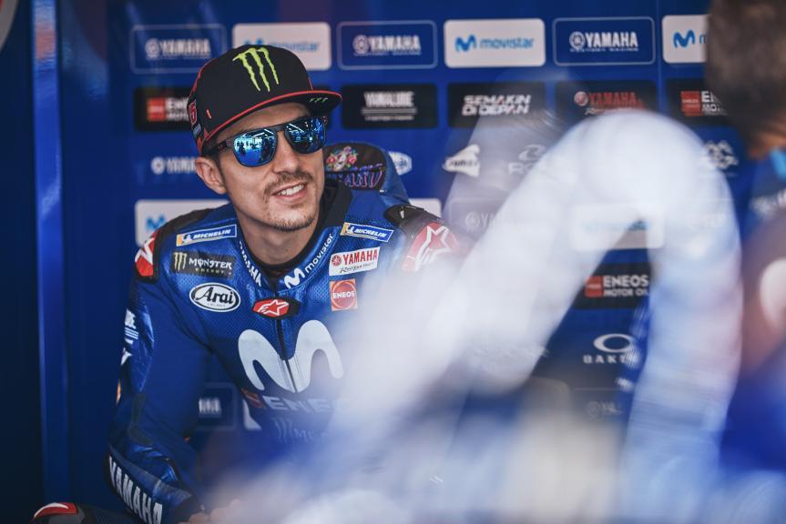 Maverick Viñales, Movistar Yamaha MotoGP, Gran Premi Monster Energy de Catalunya