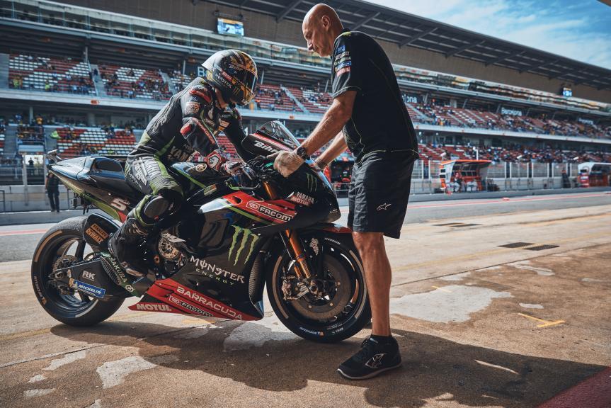 Johann Zarco, Monster Yamaha Tech 3, Gran Premi Monster Energy de Catalunya