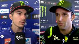 We catch up with various riders from the MotoGP™ grid to get their thoughts on the Catalan GP